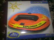 Надувная лодка Explorer-100