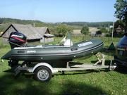 Лодка BRIG FALCON F360 + мотор MERCURY F 30M