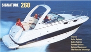 Моторная яхта Chaparral 260 Signature
