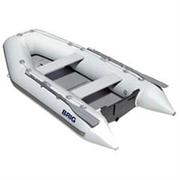 лодку ПВХ Бриг D300+ мотор лодочный Honda