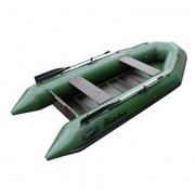 Надувная лодка Adventure Scout T-270PN new+ 2т 5л тоха