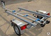 Лодочный прицеп Tiki Treiler BT 600 L.Бесплатная доставка.