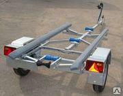 Лодочный прицеп Tiki Treiler BT 450. Бесплатная доставка.