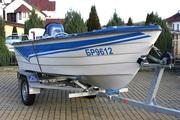 Лодка БР9612,  2012 год выпуска