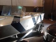 Продам лодку Прогресс 2м + мотор Меркури
