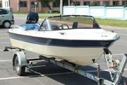 Лодка Fiberline,  2002г