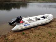 Лодка 4 метра с мотором 18