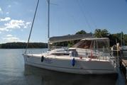 парусно-моторная яхта Кобра-33