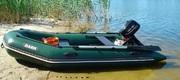 Полный комплект лодка+мотор!
