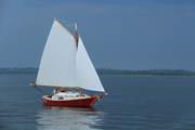 Яхта Wikender